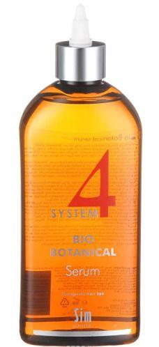 System 4 Биоботаническая сыворотка против выпадения волос, сыворотка, 500 мл, 1 шт.