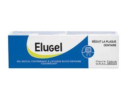 Элюгель, гель зубной, 40 мл, 1 шт.