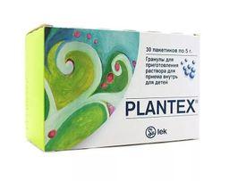 Плантекс, гранулы дозированные для приготовления раствора для приема внутрь для детей, 5 г, 30 шт.