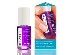 Belweder Масло восстанавливающе-защитное для ногтей и кутикул, 8 мл, 1 шт.