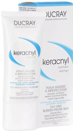 Ducray Keracnyl эмульсия матирующая, эмульсия, 30 мл, 1 шт.