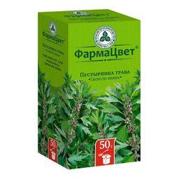 Пустырника трава, сырье растительное измельченное, 50 г, 1 шт.