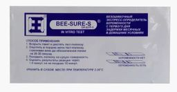 Bee-sure-s Тест на беременность, тест-полоска, 1 шт.