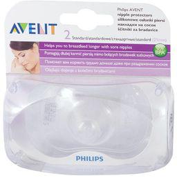 Накладки защитные на сосок Philips AVENT, малый размер, (80170) SCF156/00, 2 шт.