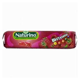 Натурино пастилки с витаминами и натуральным соком, 4.2 г, пастилки, со вкусом малины, 8 шт.