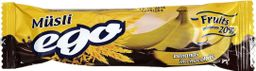 EGO Батончик мюсли с бананом в шоколаде, 25 г, 1 шт.