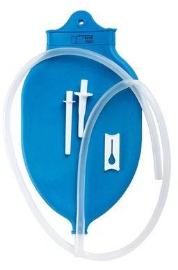 Кружка Эсмарха резиновая, №1, 1 л, 1 шт.