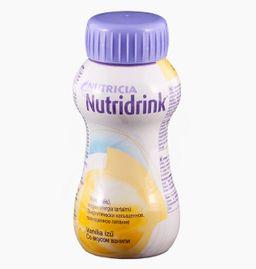 Nutridrink compact protein, жидкость для приема внутрь, со вкусом ванили, 200 мл, 1 шт.