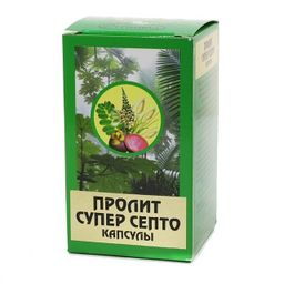 Пролит Супер Септо, 550 мг, капсулы, 60 шт.