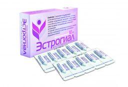 Эстрогиал Крем для интимной гигиены дозированный, крем для местного применения, 1,2 г, 10 шт.