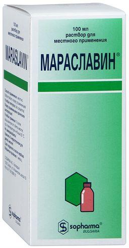 Мараславин, раствор для местного применения, 100 мл, 1 шт.