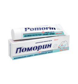 Pomorin Максимальная защита Зубная паста, паста зубная, 100 мл, 1 шт.