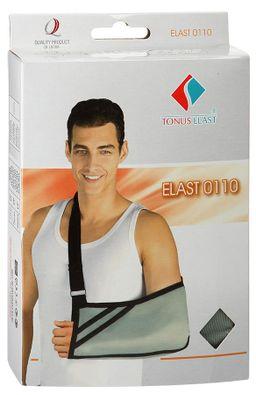 Повязка медицинская поддерживающая ELAST для фиксации руки, мод 0110, размер 3 (36-44см), повязка, 1 шт.