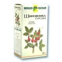 Шиповника плоды, лекарственное растительное сырье, 50 г, 1 шт.