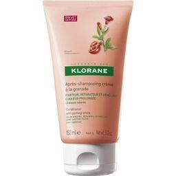 Klorane Крем-уход с гранатом для окрашенных волос, крем-бальзам, 150 мл, 1 шт.