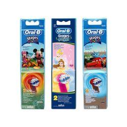 Насадки для электрической зубной щетки Oral-B Stages Power, в ассортименте, 2 шт.