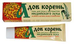 Адов корень с экстрактом индийского лука, гель для тела, 50 г, 1 шт.