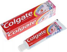 Colgate Доктор Заяц детская зубная паста, паста зубная, со  вкусом или ароматом клубники, 50 мл, 1 шт.