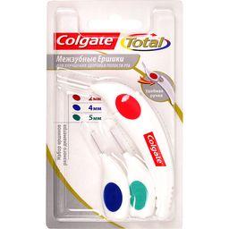 Colgate Total межзубные ершики, набор, 3 шт.