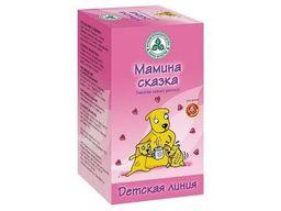 Мамина сказка напиток чайный детский, чай детский, 1.5 г, 20 шт.