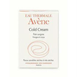 Avene Cold Cream мыло сверхпитательное с колд-кремом, мыло, 100 г, 1 шт.