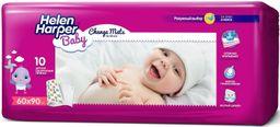 Пеленки детские впитывающие Helen Harper Baby, 90 смx60 см, 10 шт.