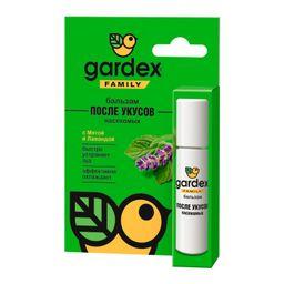 Gardex Family Бальзам после укусов, 7 мл, 1 шт.