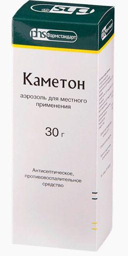 Каметон, аэрозоль для местного применения, 30 г, 1 шт.