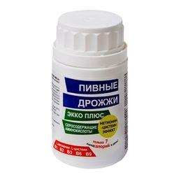 Пивные дрожжи Метионин-цистеин эффект, 0.45 г, таблетки, 60 шт.