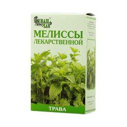 Мелиссы лекарственной трава, трава измельченная, 50 г, 1 шт.