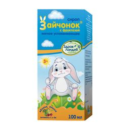 Сироп Зайчонок, сироп, 100 мл., 1 шт.